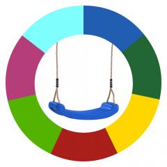 Modifica del colore dei seggiolini altalena